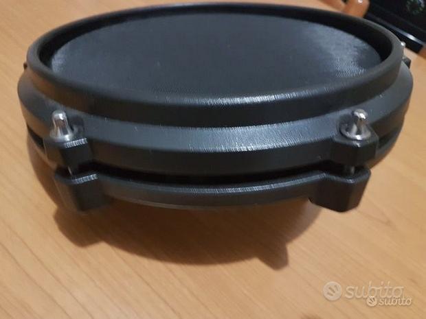 Batteria elettronica tamburo mesh Alesis turbo