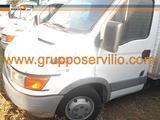 Iveco daily 35c13 furgone in lega