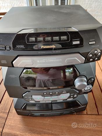 Stereo Panasonic SA AK17