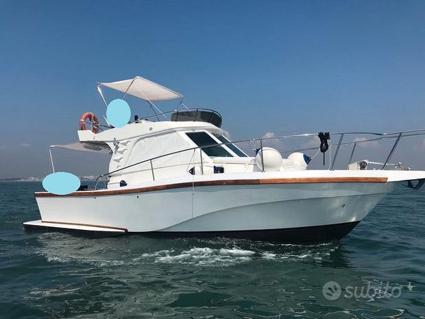 Fly Tuna 10 metri Cantieri Navali del Serchio