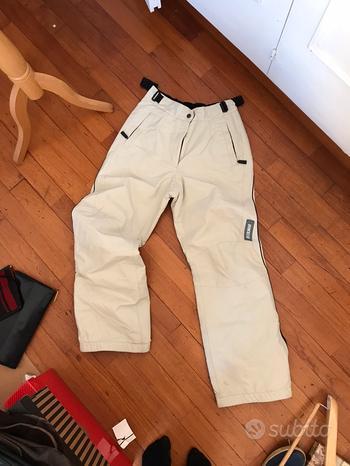 Pantaloni sci donna