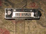 Autoradio epoca pioneer stereo 8 fm cromata