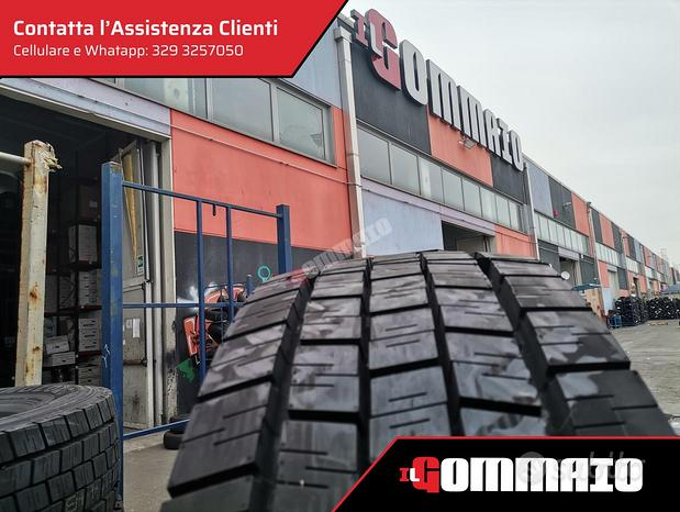 Gomme nuove 285 70 R 19.5 LINGLONG ESTIVE