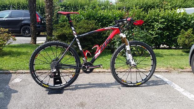 Bici MTB Look 986 in carbonio
