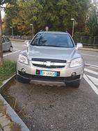 Chevrolet Captiva AWD diesel