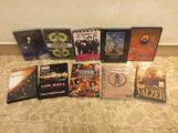 Collezione DVD Musica e Concerti