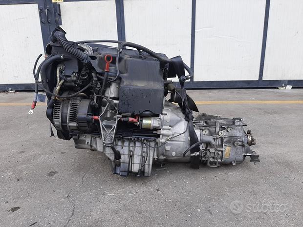 Motore e cambio BMW 320d 2001 2000cc TD 204D1