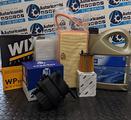 Kit filtri mazda 2 1.4 CD 4lt olio sint. 5w-30