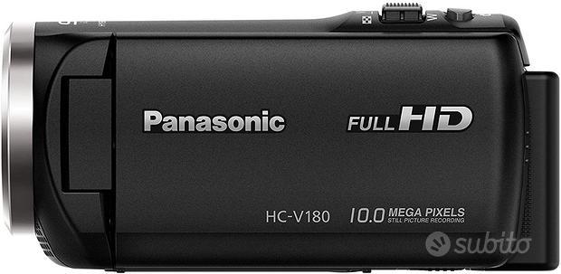Panasonic HCV180EGK Videocamera Digitale