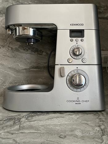 Kenwood Cooking Chef KM080 completo, come nuovo