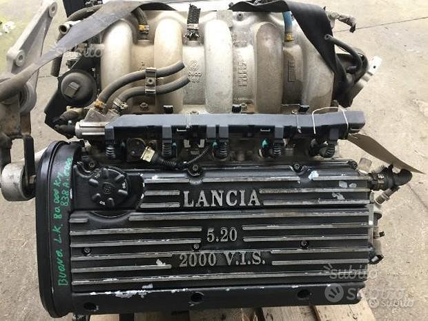 PBL269 Motore Alfa/Lancia 2.4JTD 839A600 [00/07]