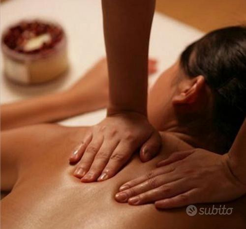Massaggiatore professionale