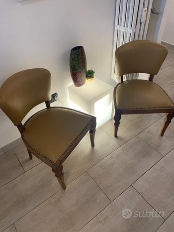 Sedie antiche in perfetta condizione