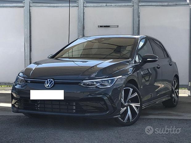Volkswagen golf 8 ricambi 2019-2021