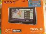 Navigatore Sony nav-u NV-U82