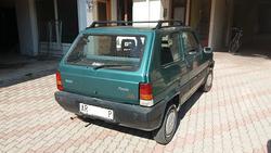 FIAT Panda Jolly 900cc verde 1997