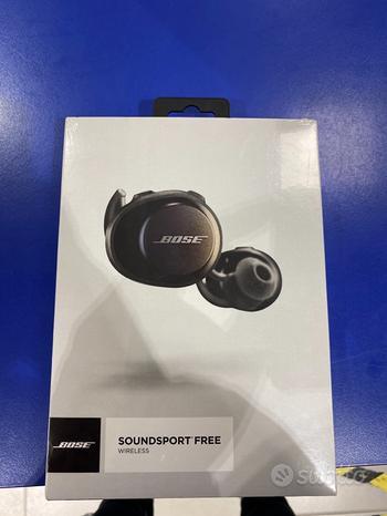 Bose 774373 SoundSport Free Cuffie Wireless