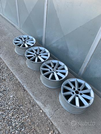 Cerchi in lega 16 VW Audi Seat Skoda