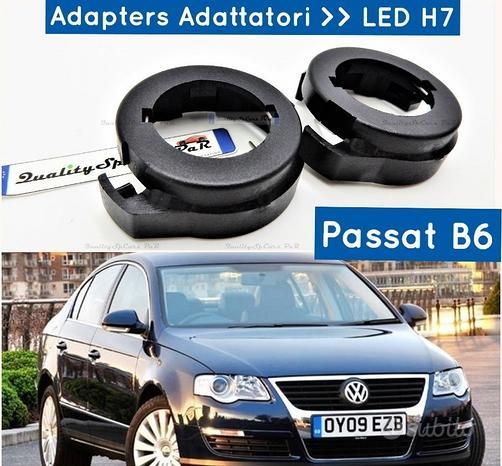 PORTALAMPADA VW PASSAT B6 INSTALLAZIONE kit LED H7