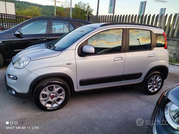 Fiat Panda 4wd