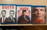 DVD bluray VHS film serie tv varie