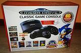 Console Sega Megadrive - Classic Game Console