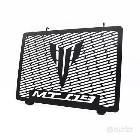 Yamaha mt 09 copri radiatore