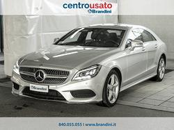 MERCEDES CLS 250 d (BT) Premium 4matic auto