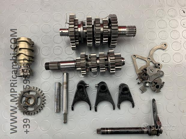CAMBIO ALBERI x KTM EXC 125 2006 2007 200 SX 2008