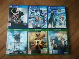Giochi Ps4 e Xbox One