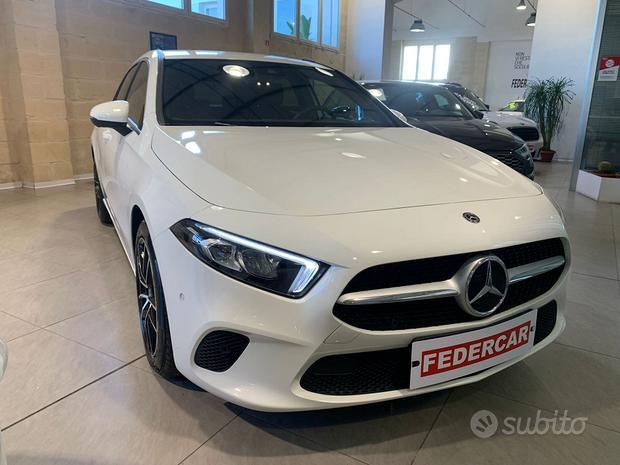 Mercedes-benz A 200 d Automatic Sport