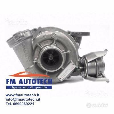 Turbina Garrett 753420 Peugeot, Citroen 1.6 HDi