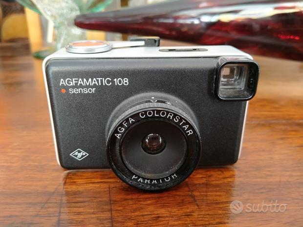 Macchina Fotografica Agfa Agfamatic 108