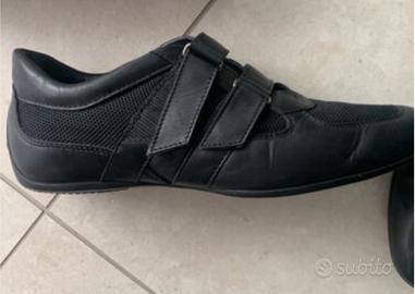 Scarpe hogan donna 38,5 Sprint Stapp Rete Nero - Abbigliamento e ...