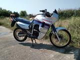 Honda transalp 600v prima moto rally
