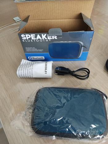 Speaker bluetooth - vivavoce