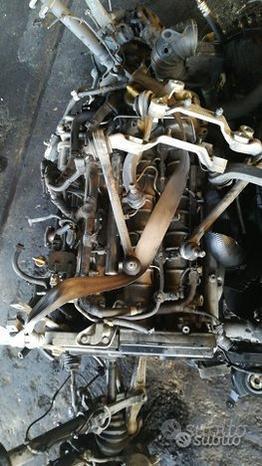 Motore Lancia Thesis 2.4 jtd