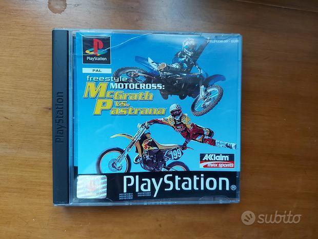 Freestyle Motocross McGrath Vs Pastrana Playstatio
