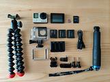 GoPro Hero 4 black e accessori