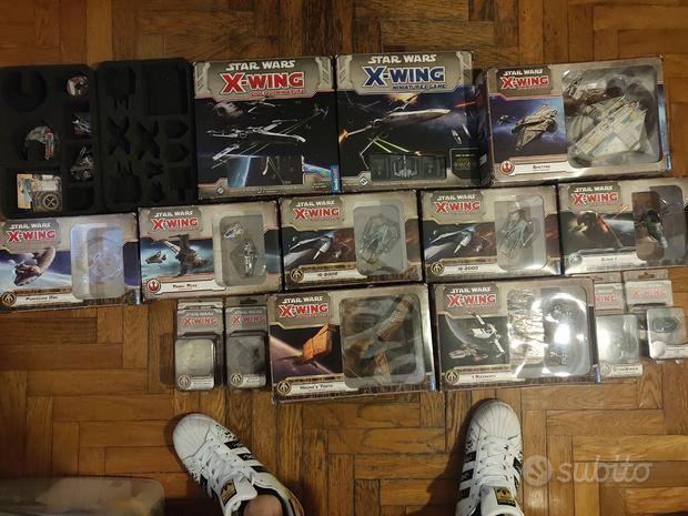 X-Wing Giochi Uniti Modellini Collezione Star Wars