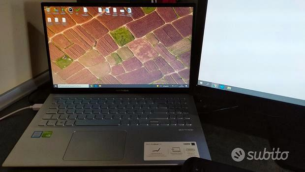 Asus VivoBook - Intel Core i7 e 16 Gb Ram
