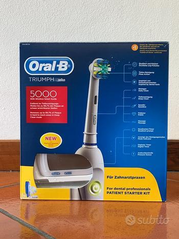 Spazzolino Oral B 5000 Triumph