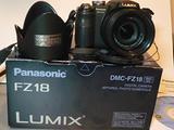 Panasonic dmc fz 18