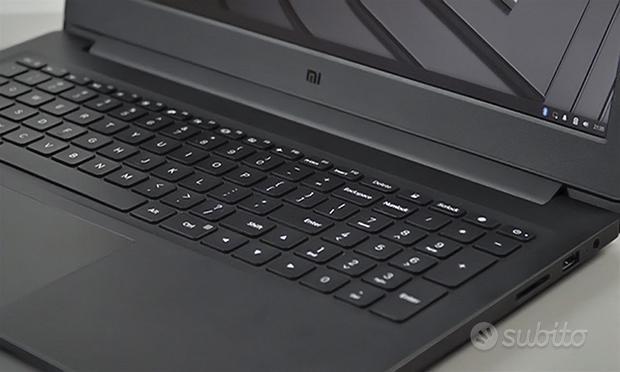 Xiaomi Mi Notebook 15.6 Intel i5 8GB RAM 512GB SSD