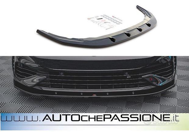 Splitter/Spoiler anteriore V1 per Volkswagen Gol