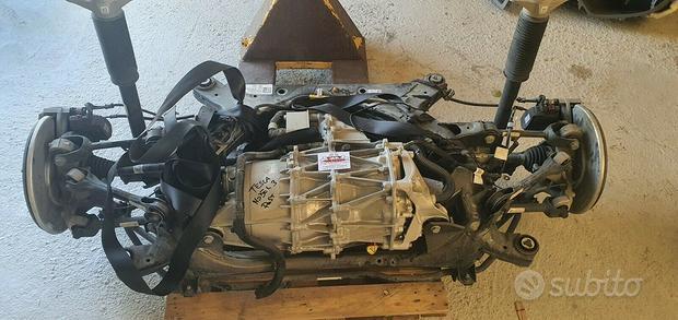Tesla model 3 motore elettrico p.5 3d5 153 kw