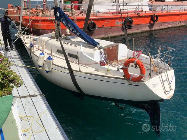 Barca a vela CARTER 30 (9 metri)
