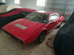 FERRARI Dino 208 GT/4 - 1977
