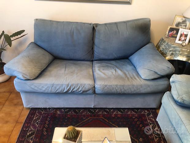 Vendita 2 divani pelle