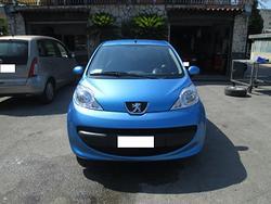 Peugeot 107 25000 km certificati 5p 2007